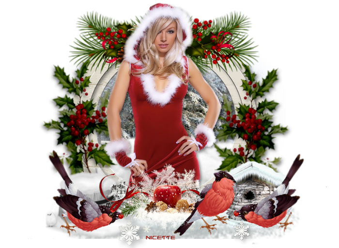 Ateliers numéro 5 : femmes Noël 163560Nol01