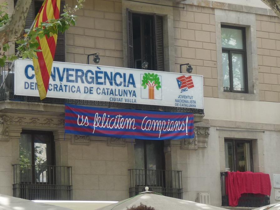 BARCELONA ..BELLISSIMA VAMOS REVENIDAD JUILLET 2011  163609P1190958