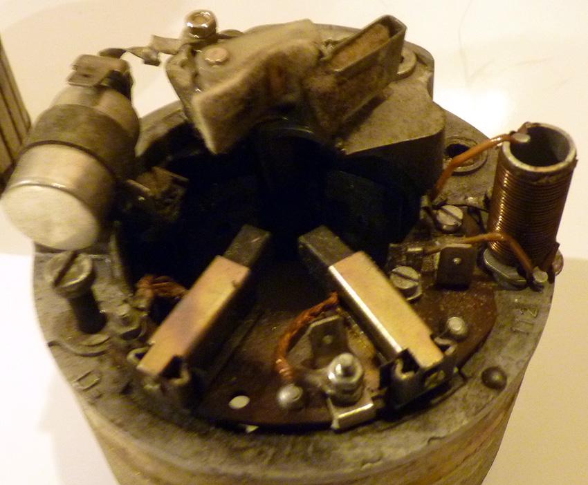 electronique - TS : fabrication d'un régulateur électronique spécifique 6v 163631P1040151