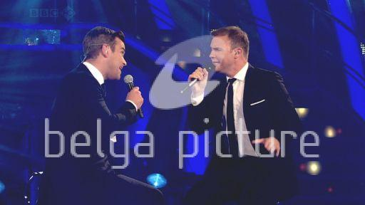 Robbie et Gary au Strictly Come Dancing BBC 1 02/10/10 16364322670076