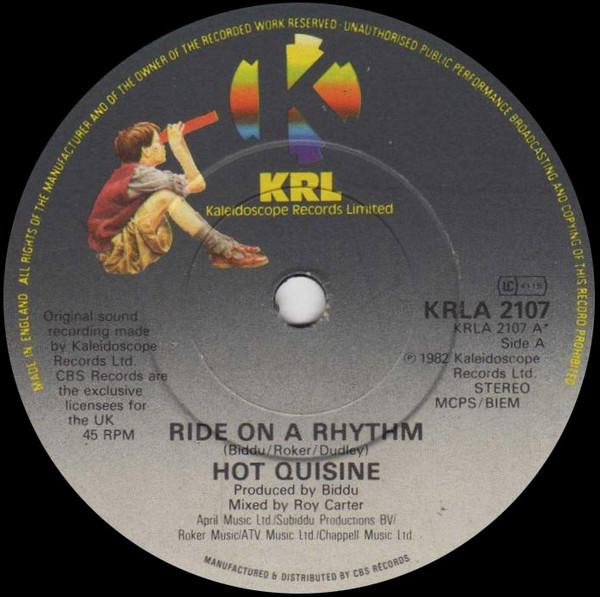 Hot Quisine - Ride On A Rhythm - 1982 163931R59011114152681305858jpeg