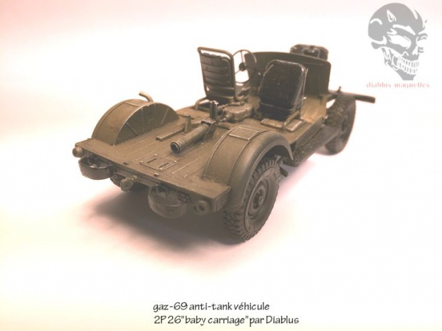 "GAZ-69 2P26 ""Baby carriage"" - Bronco 1/35 164148IMG4182"
