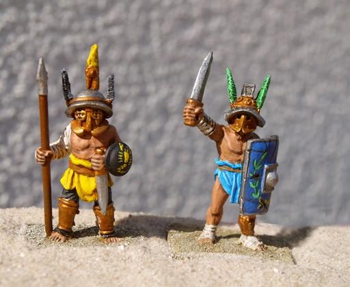 Gladiateurs - 2 petits nouveaux 164228Gladiateursdansarne1