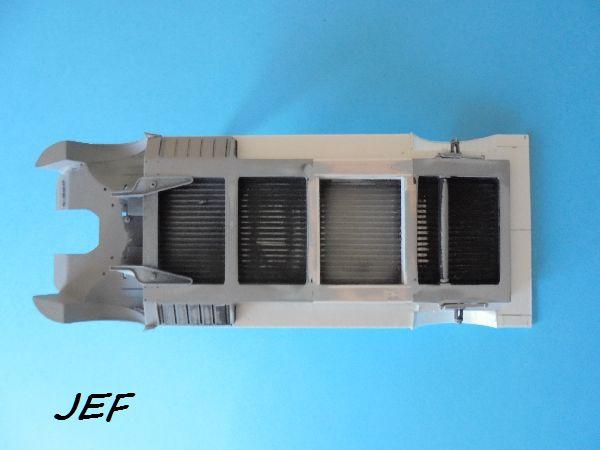 CITROEN HY PORTE-AUTOS 1/24  (Base Heller ) 164233PLA013