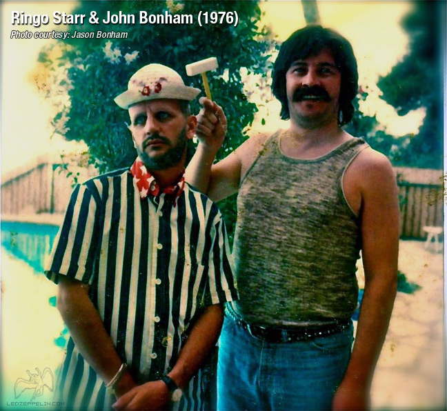 "JOHN ""BONZO"" BONHAM - Page 3 164280starrbonham76"