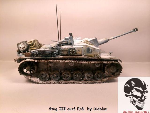 Stug.III Ausf.F/8 late production Dragon 1/35 164473fingazetfig024
