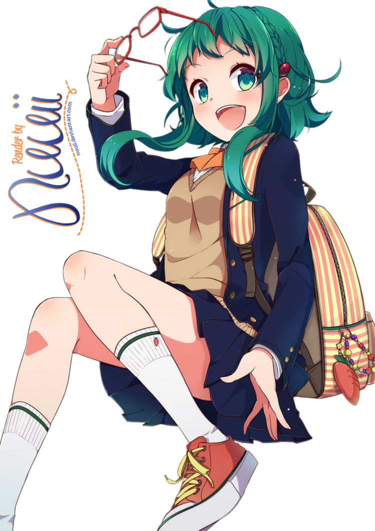 Render anime girl 165039gumimrender39bynuuiid7szeux