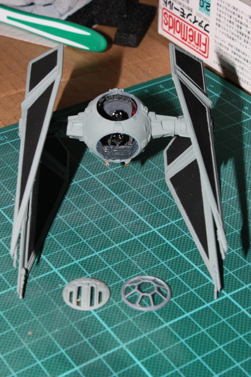 Star Wars [Tie Interceptor] FineMolds 1:72 165250DPP2019