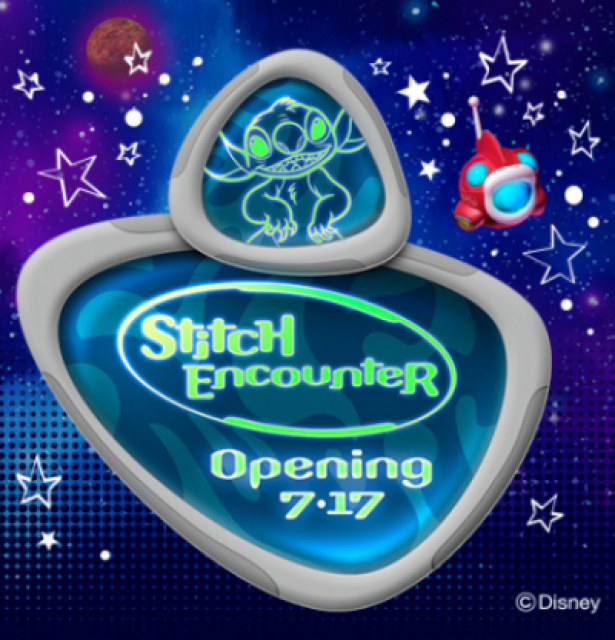 [Tokyo Disneyland] Nouvelle attraction : Stitch Encounter (17 juillet 2015) - Page 2 165536se1