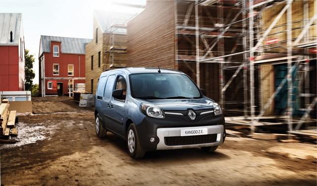 Renault Pro+ présente en première mondiale deux nouveaux véhicules utilitaires électriques 1655418541316
