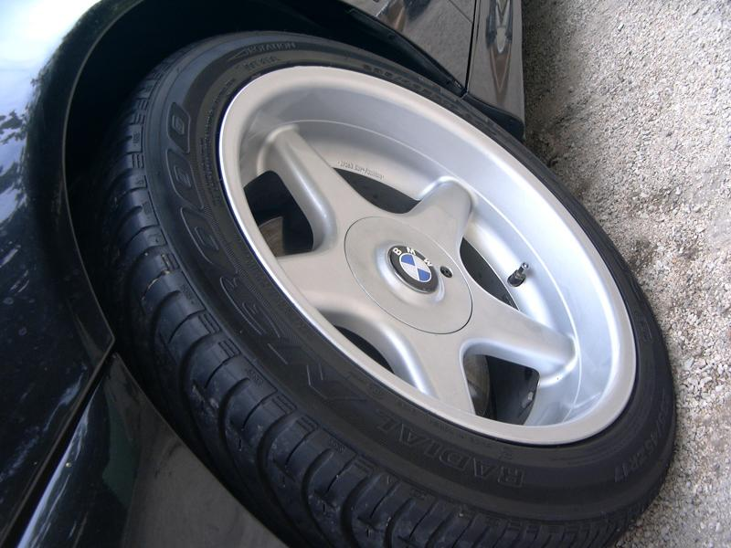 [BMW 530 d E39] Renaissance d'un Cosmos Schwarz Metallic 166133P1000417