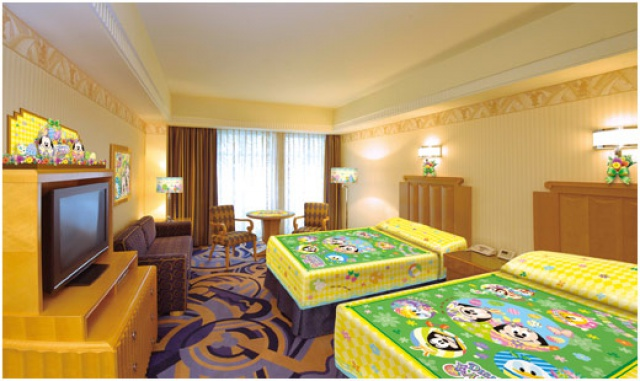 tokyo disney resort guide des h tels page 3. Black Bedroom Furniture Sets. Home Design Ideas