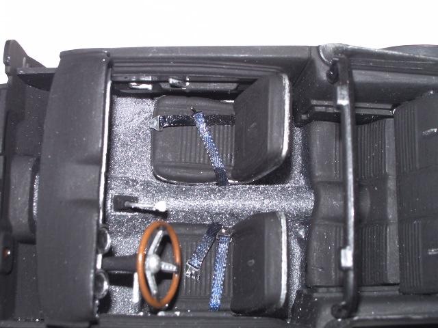 mustang shelby 350 GT 1967  au 1/25 de chez AMT/ERTL  167329IMGP0999