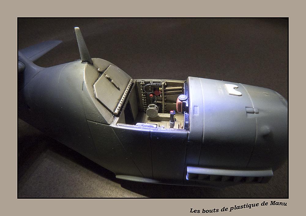 tiger - Bf 109 Tiger Model egg plane-FINI ! 1675316825