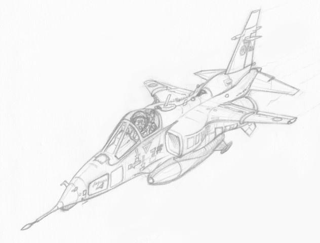 """""""L'avion qui sent la poudre"""" 169594jag27bassdefnettoy"""
