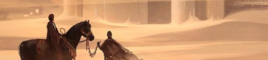 Le désert et la savane