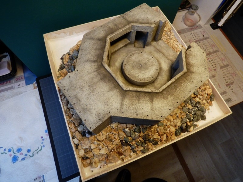 """Festung CHERBOURG """"Fort du Roule"""" 79th ID 25/26 JUIN 1944  - Page 2 169944P1090534Copier"""
