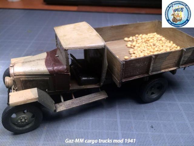 Camion russe Gaz-MM modèle 41 - MiniArt 1/35 170213IMG4046