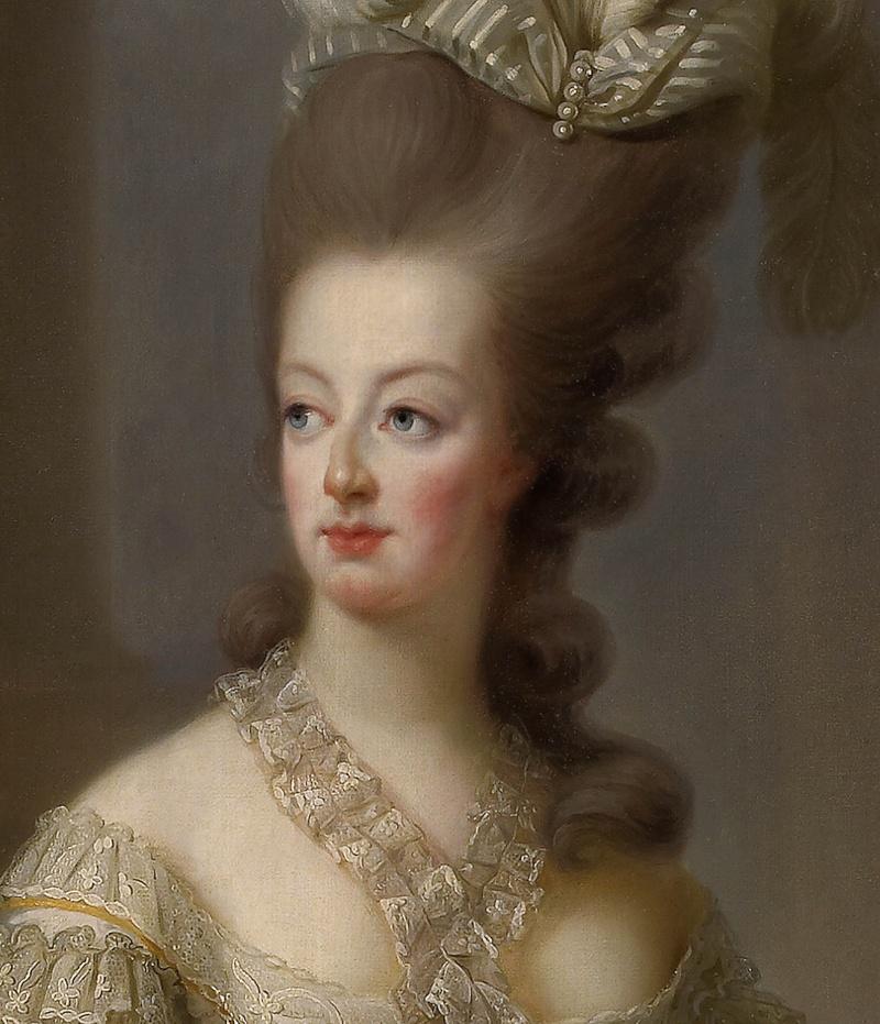 Portrait de la Reine 1778 170455zliv