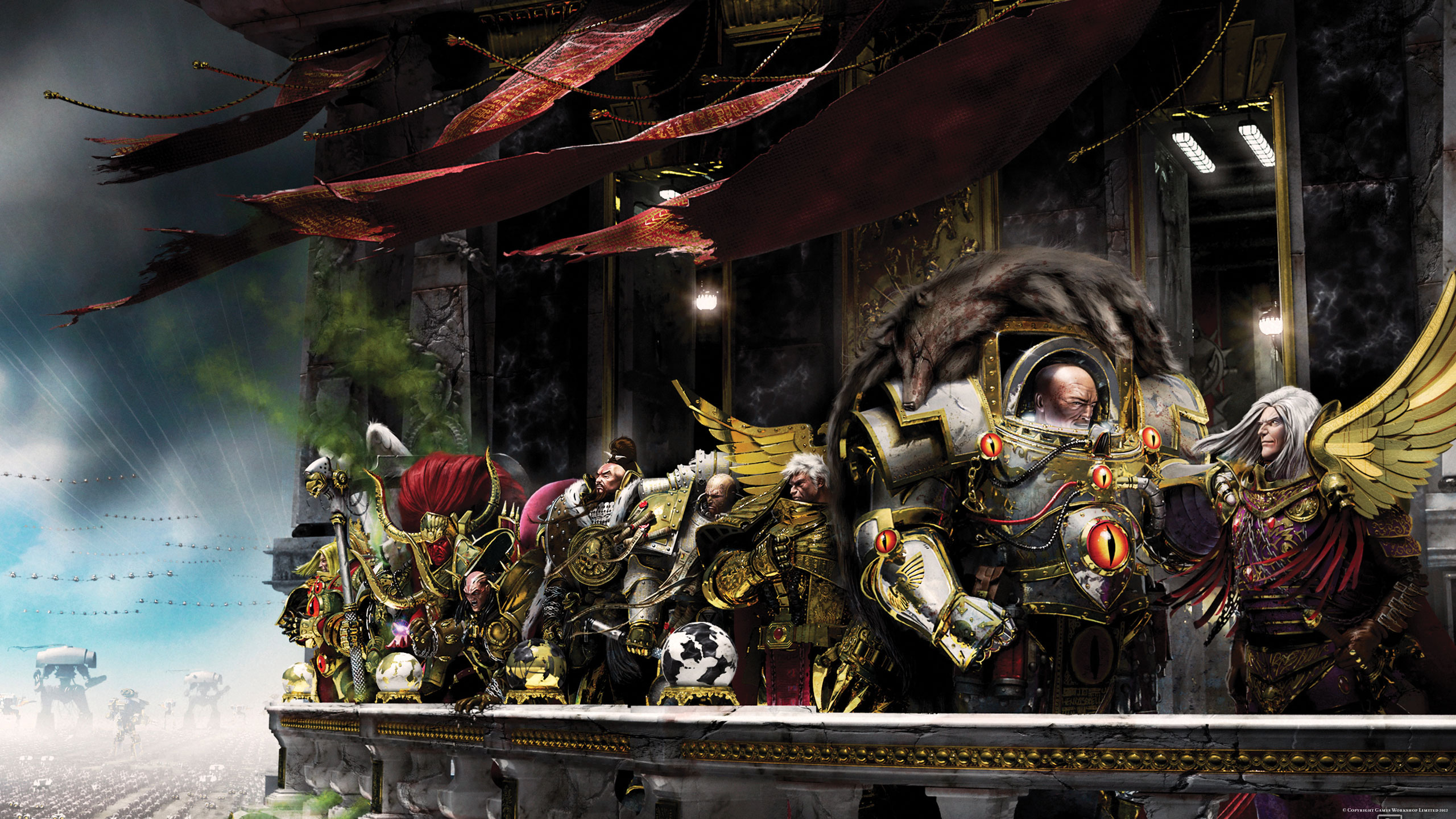Wallpapers Hérésie d'Horus/Horus Heresy (mise en page/plus complet) 1708281358344774291