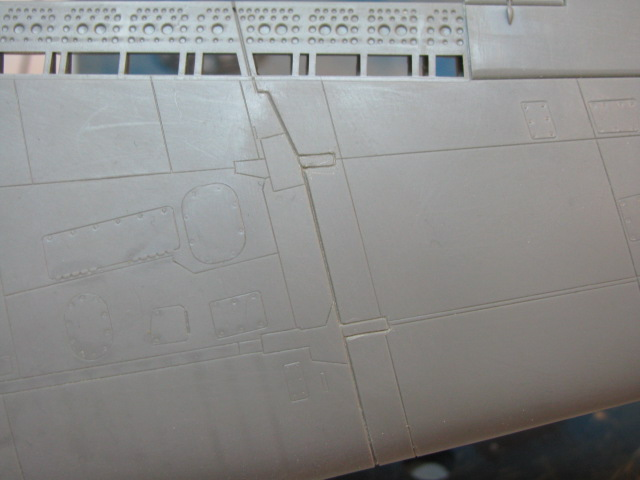 Curtiss SB2C-4 Helldiver  Revell 1/48  171065IMG0549