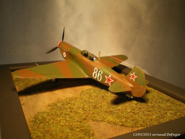 yak 9 d airfix 1/72 172217IMGP2864