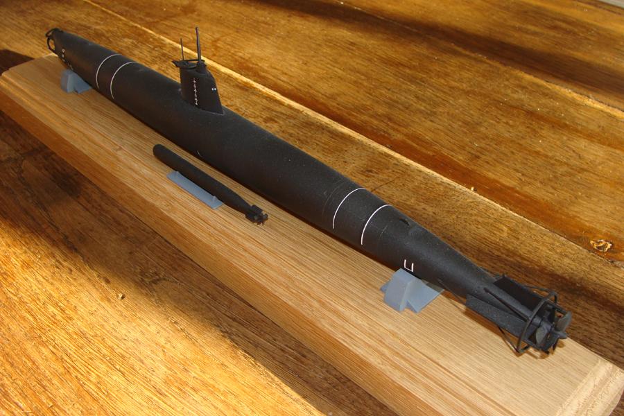 Ko-Hyoteki / Sous-marin de poche Type A - Fine Molds - 1/72ème 172257DSC04187bis