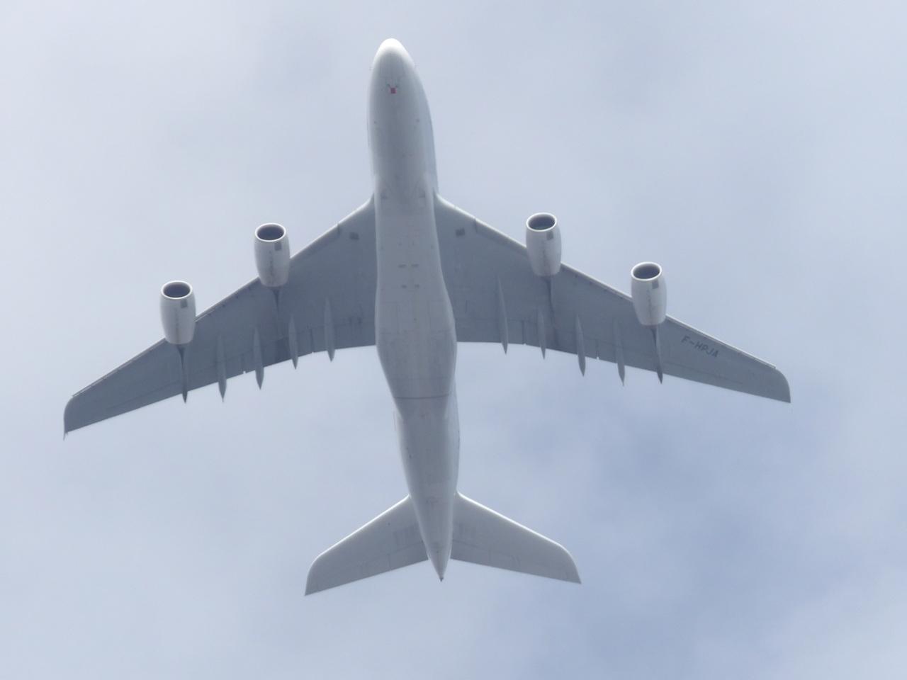 AIRBUS A380 173134A380FHPJA