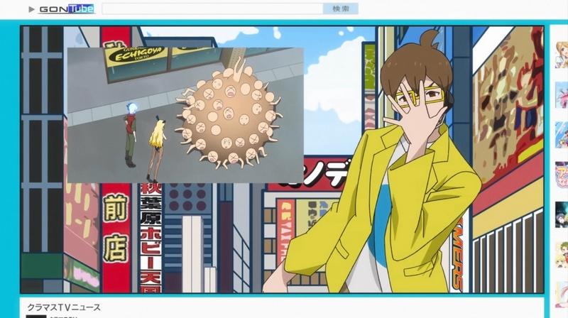 [2.0] Caméos et clins d'oeil dans les anime et mangas!  - Page 9 173597AkibasTripTheAnimation02Jojosposemp4