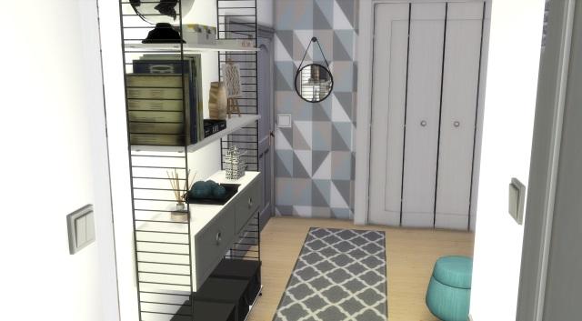 Appartement scandinave (let's build et téléchargement) 1742074en640