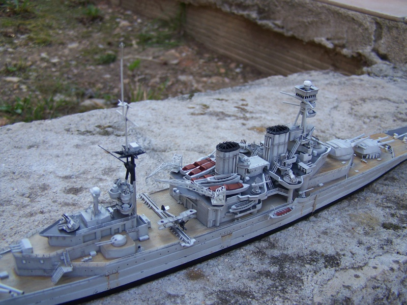 Hms Repulse conversion airfix 1/600 - Page 4 174218HmsRepulse040