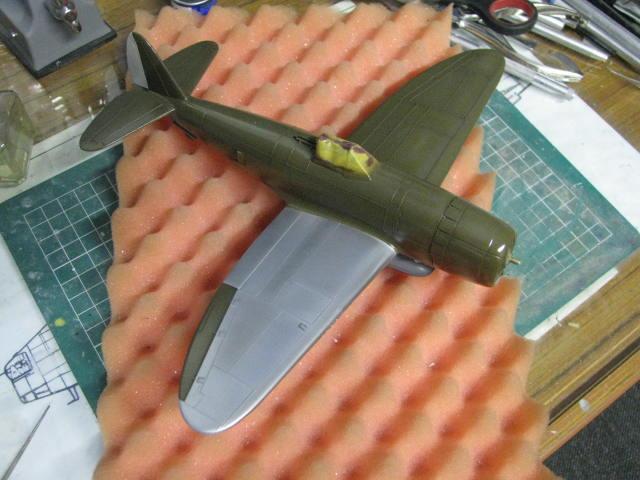 Restauration P-47D Monogram 1/48 .......Terminé!  - Page 2 175374IMG5919