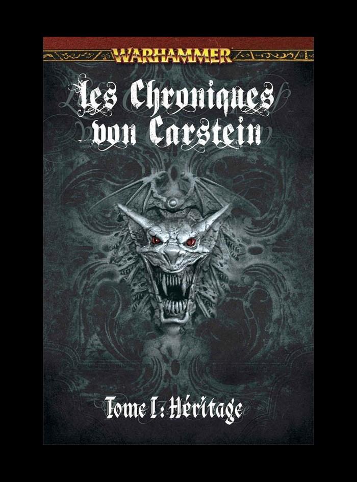 Trilogie Von Carstein par Steven Savile 176183leschroniquesvoncarsteiniheritage