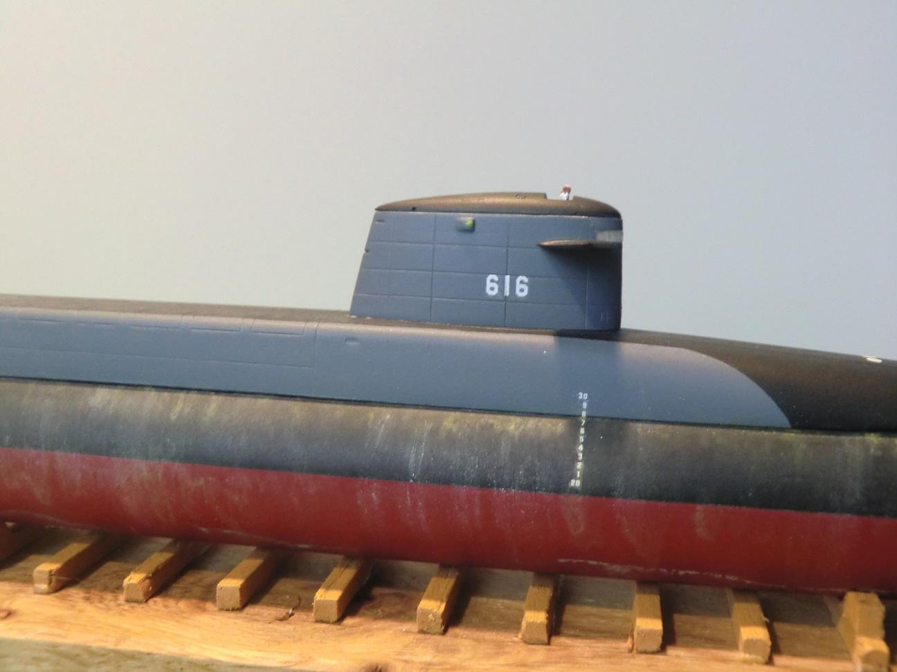 SSBN Classe Lafayette 1/350 176382CIMG8106