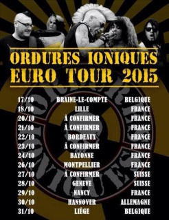 PROG OCTOBRE 2015 @ HERETIC CLUB, Bordeaux 177391ORDURESIONIQUESpostertour221015
