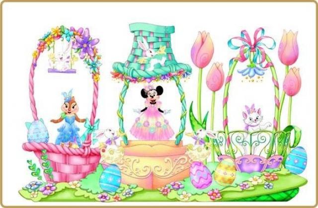 [Tokyo Disneyland] Nouvelle parade : Hippiti-Hoppiti Spring Time (du 2 avril au 23 juin 2014) 177577ep7