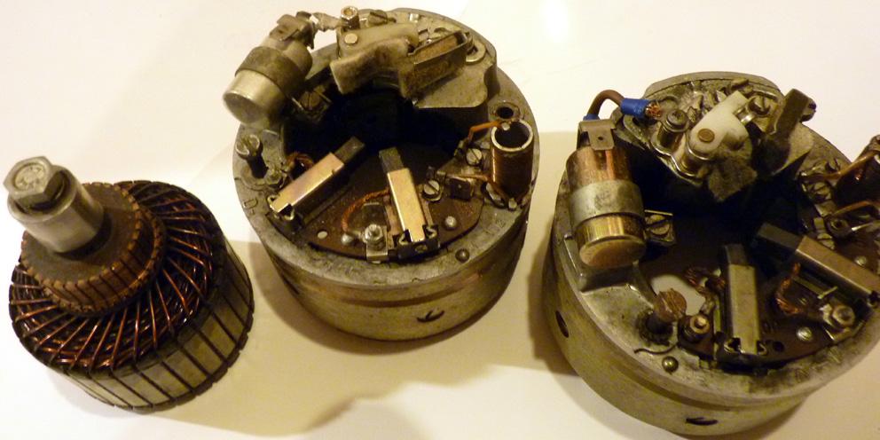 electronique - TS : fabrication d'un régulateur électronique spécifique 6v 177640P1040150