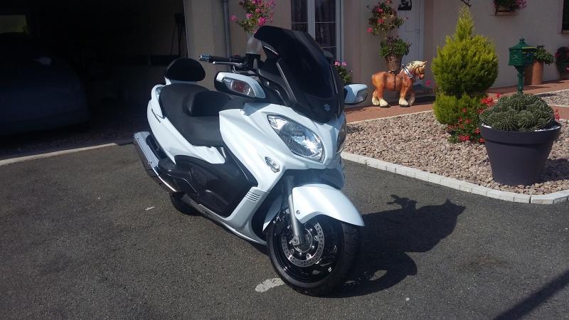 Mon nouveau scooter  17782520150905122341