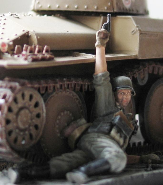 panzer Kpfw 38 t ausf F Tristar 1/35 177927Copiedemodles109015