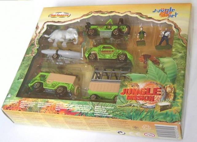 Mission jungle 1784552391