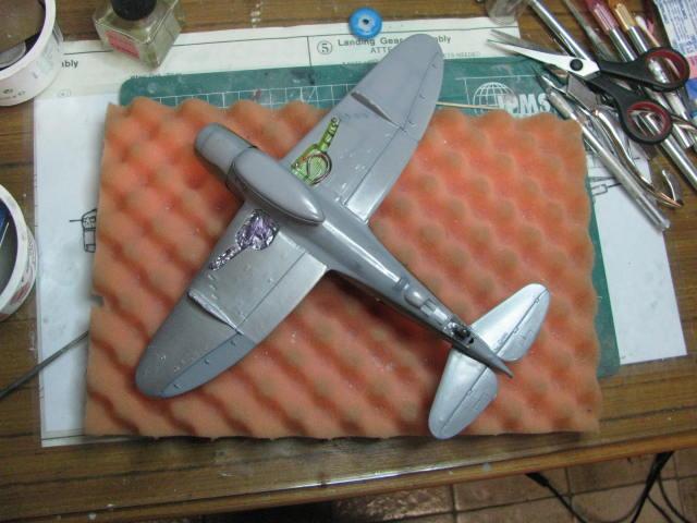 Restauration P-47D Monogram 1/48 .......Terminé!  - Page 2 179069IMG5917