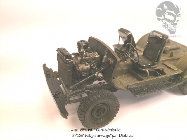 "GAZ-69 2P26 ""Baby carriage"" - Bronco 1/35 179279IMG4184"
