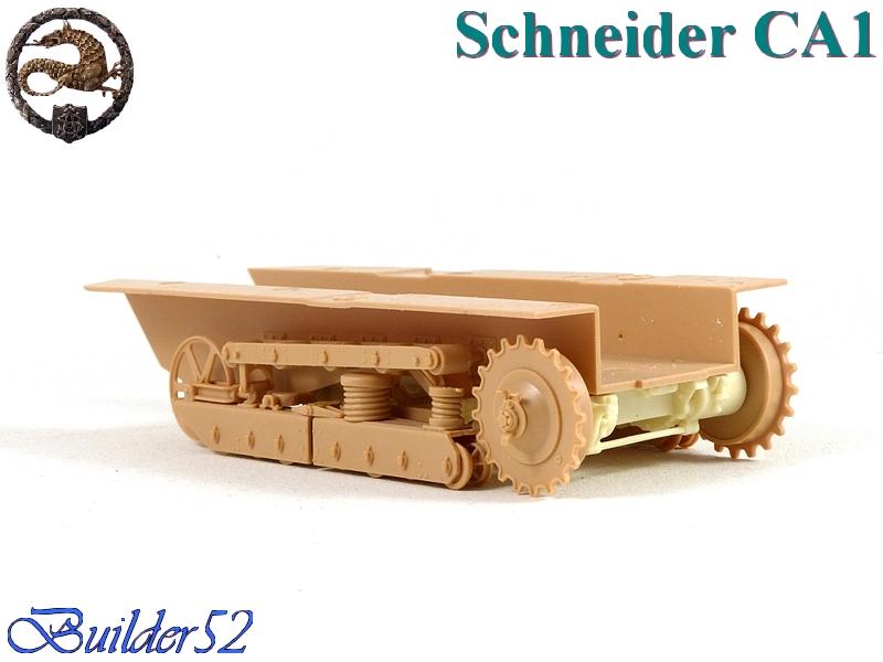 CHAR SCHNEIDER CA 1 - HOBBY BOSS 1/35 179367P1040924