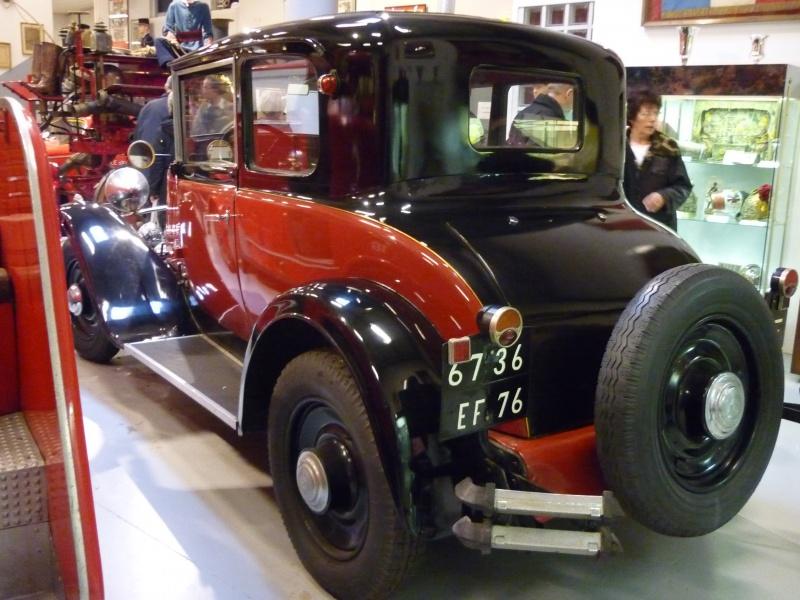 Le musée des Sapeurs Pompiers de Montville 179572AGLICORNEROUEN2011151