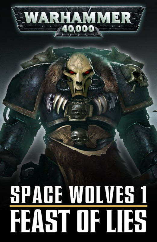Antologie - Space Wolves Quick Read Collection 179695FeastofliesCover