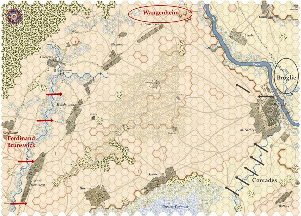 Nouveau Jeu : Bataille de Minden - Page 9 180586Situation0100