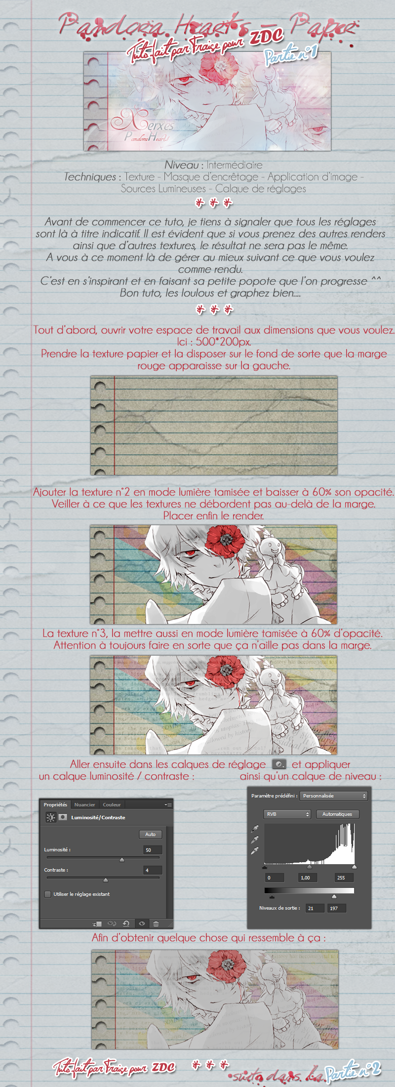 [Photoshop]Pandora version papier (intermédiaire) 180619paperpandora1