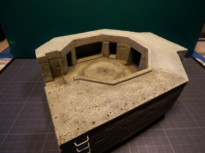 """Festung CHERBOURG """"Fort du Roule"""" 79th ID 25/26 JUIN 1944  - Page 2 181228P1090296Copier"""