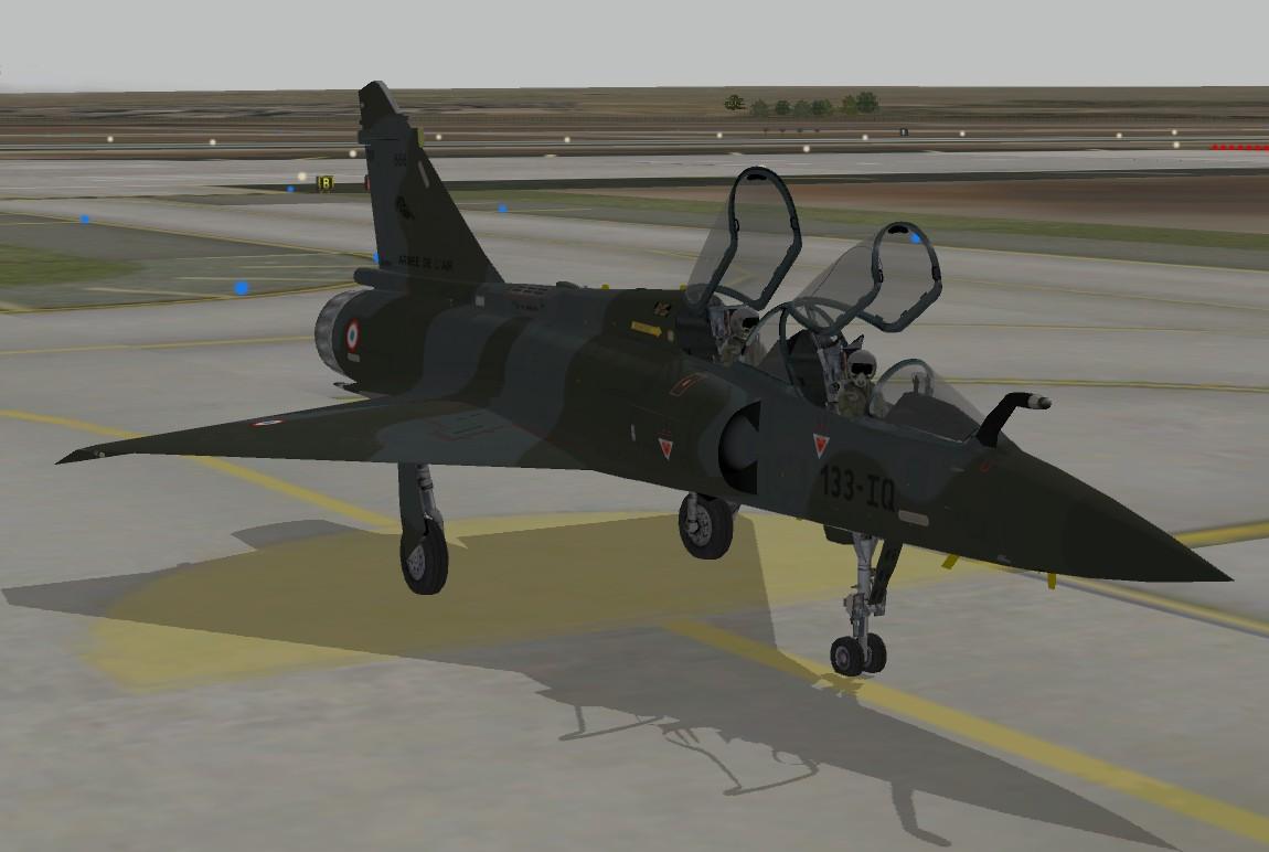 Mirage 2000D - Falcon BMS 4.32 1812762000da