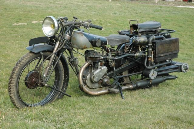moto Peugeot P112  à gazogène 181966DSC9203
